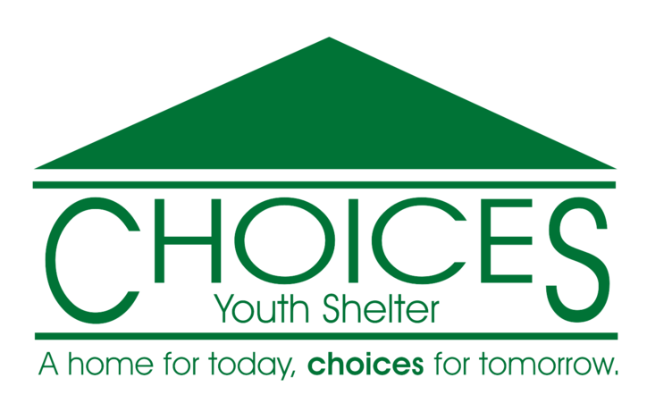 choices youth shelter logo